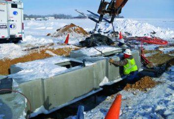 Est-il possible de verser la fondation en hiver. Comment verser une fondation en l'hiver avec ses propres mains