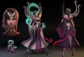 """Gioco League of Legends: Hyde """"Karma"""". Hyde eroe Karma (Karma): descrizione, caratteristiche di passaggio e raccomandazioni"""