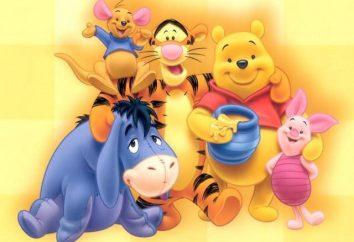 Heróis romance de Alexander Milne. Quem era o amigo de Winnie the Pooh