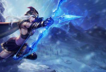 League of Legends, guida alle Ash: descrizione, passaggio e raccomandazioni