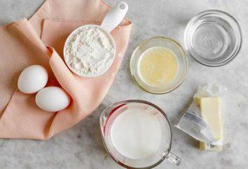 Placek przekąskowy Pancake: przepisy z różnymi wypełnieniami