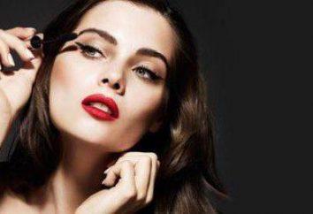 Maquillage pour les yeux verts pour les brunes: ombres, rouge à lèvres, mascara. Variantes et règles de maquillage