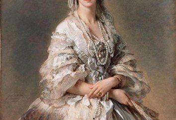 Imperatriz Maria Alexandrovna (esposa de Alexander II): biografia, fotos