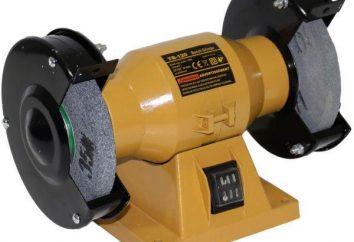 Rettificatrice con una cinghia di rettifica e un disco. Rettificatrici Saim 320х190, 3Б641, Einhell DSC-201