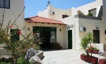 Grèce, Amnissos Hôtel 3 *. Amnissos Hôtel: photos, prix et commentaires des touristes de la Russie