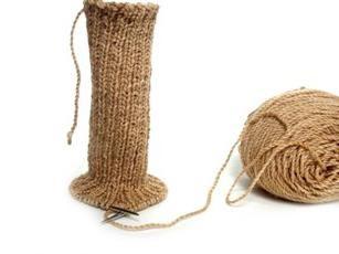 meias de malha: aprender a tricotar calcanhar