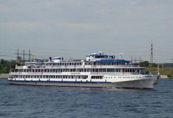 Navire « Kabargin » chance une croisière