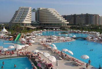 Resorts in Turchia – il luogo perfetto per rilassarsi