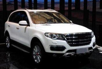 Haval H8 – obiecujący chiński SUV klasy wykonawczy