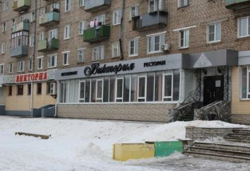 Restauracje (Rybinsk): przegląd najlepszych zakładów