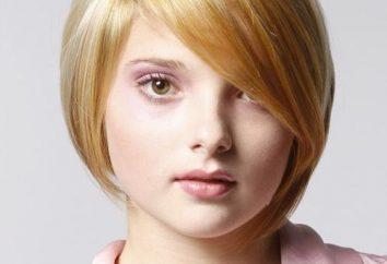 Soulignez votre personnalité au moyen de coupes de cheveux pour les cheveux courts pour visage rond