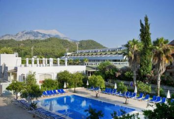 Les meilleurs hôtels en Turquie. Kemer 4 étoiles 1 ligne. Présentation, description et commentaires