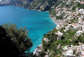 Le principali località d'Italia fino al mare