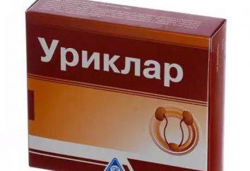 """Lek """"Uriklar"""": instrukcje użytkowania, wskazania"""