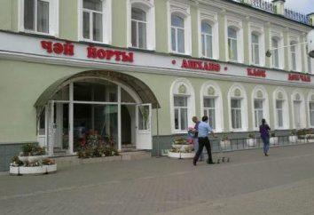 """Cafe """"Tea House"""" (Kazan, Bauman Street, 64): menu, foto e recensioni"""