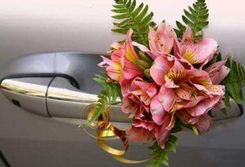 Dekoracja samochodu do ślubu – jak wybrać?