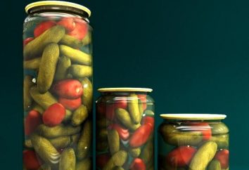 Pomidory i ogórki kiszone – Homemade kulinarne