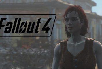 Fallout 4 Personagens: Kate. Descrição da natureza, onde encontrar e como ter um relacionamento com Kate