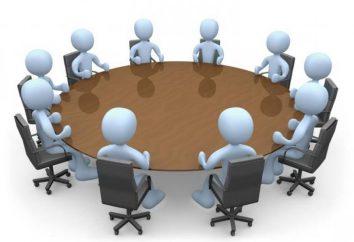 Die AO unterscheidet sich von der Open Society? Reorganisation der JSC