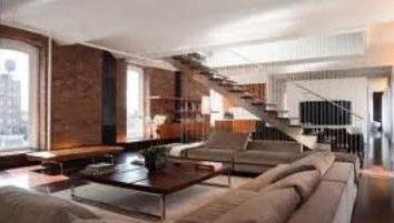 Loft estilo en el interior de las instalaciones. Características Principales