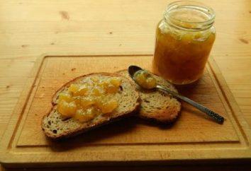 Marmellata di zucchine con arance e limoni. Cooking marmellata per l'inverno
