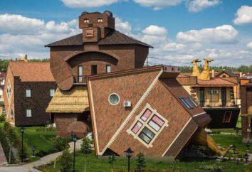 "Country Club ""Laci"" – una struttura moderna a New Moscow"