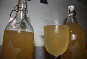 Wie die Met zu Hause vorzubereiten? Rezept für alkoholarmes Getränk