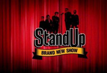 Les participants du « Stand- » (TNT): leur biographie et la vie personnelle