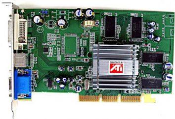 ATI Radeon 9200: przegląd specyfikacji karty graficznej i opinie