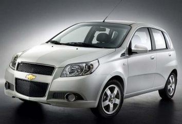 Chevrolet Aveo – specyfikacje techniczne i nie tylko