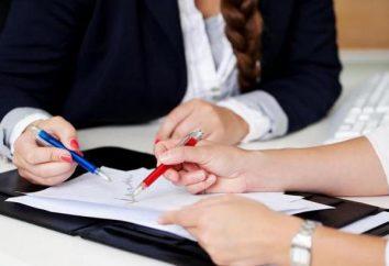 Execução de um contrato de 44 da Lei Federal e suas características