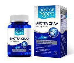 """""""Dr. Sea Power Extra"""": opinioni degli uomini riconoscenti dimostrare l'efficacia del farmaco"""