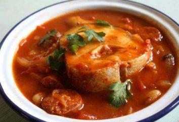 Merluza guisada con verduras: una receta simple
