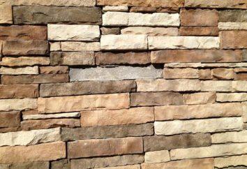 La pierre de façade: la fabrication, l'installation