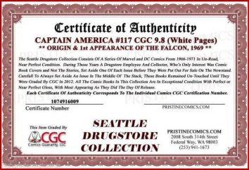 opción de regalo para cualquier ocasión – Certificado de cómic