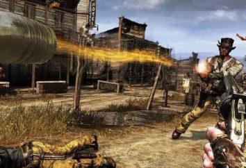 Single player del gioco Call of Juarez: Gunslinger: recensione, data di uscita, i requisiti di sistema