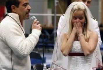 Niespodzianka ślub na drugą połowę
