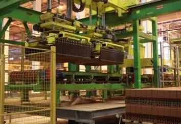 Planta de Ladrillos gzhel – uno de los líderes en su industria