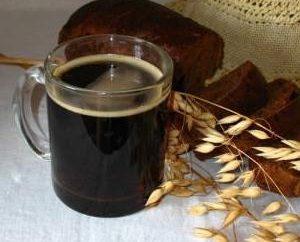 Pić kwas chlebowy, niskokaloryczne, on jest bardzo dobry w letnie i upalne dni