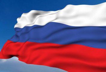 simboli di stato della Russia: storia e significato di