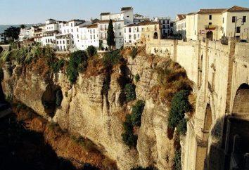 Festland Spanien. Ronda und seine Sehenswürdigkeiten
