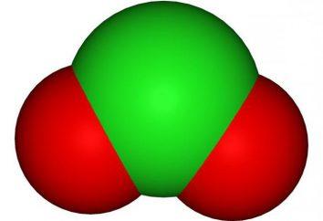 El dióxido de cloro: aplicaciones de fórmula. La acción del dióxido de cloro en el cuerpo