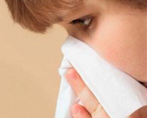 A tratar um corrimento nasal em crianças? Agimos corretamente