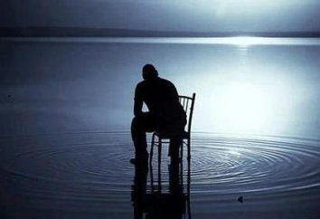 Dlaczego osoba wie sam? Dobry cel jaźni
