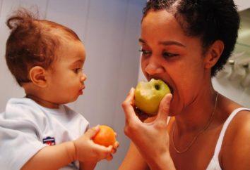 Iniciar a alimentação. Dicas e conselhos para jovens mães