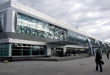 """Aeropuerto """"Tolmachevo"""" (Novosibirsk) – el punto más importante en el mapa de Rusia"""