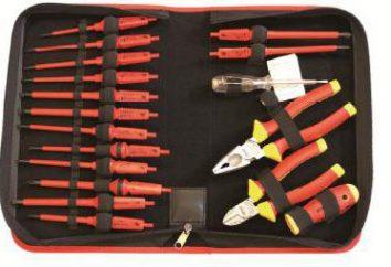 Narzędzia elektryka. wymagane minimum