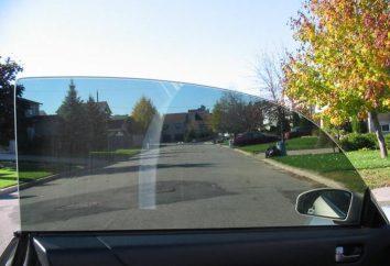GOST dla tonowania. Dozwolone przyciemniane szkło. Norma okno barwienia