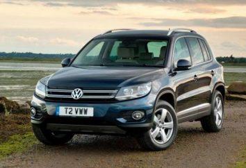 """Volkswagen Tiguan"" – dane techniczne i konstrukcja I generacja SUV"