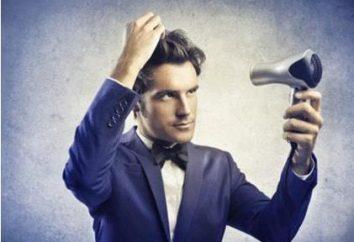 « Bobrik » – coupe de cheveux pour les hommes, les femmes: création de la technologie